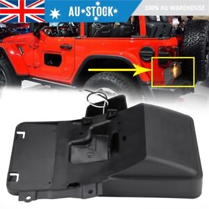Rear License Plate Mounting Bracket w/ LED Light for Jeep Wrangler JK 06-17 st