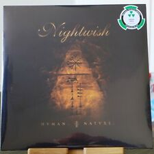 Nightwish - Human. :||: Nature. / 3LP (NB 5204-1STK) limited 500 deep red etched