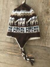 Machu Picchu Winter Hat