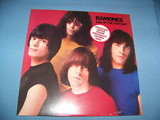 RAMONES  END OF THE CENTURY VINYL  COLORED LP BRAND NEW SEALED