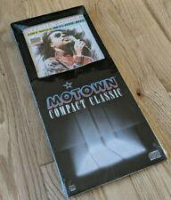 Stevie Wonder Love Songs: 20 Classic Hits CD Motown Long Box Longbox NEW SEALED