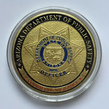 Arizona Department of Public Safety Challenge Coin