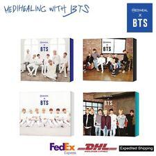 MEDIHEAL BTS 4SET Ver of Special Set Mask Sheets 40ea + Photocard 56ea KPOP