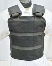 New Med IIIA Plate Carrier Body Armor Bullet Proof Vest Made with DuPont Kevlar