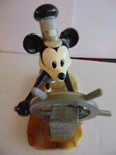 Disney Ron Lee Mickey Steamboat Willie Limited Edition of 122 of 750 Signed