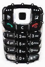 Kit RICAMBIO TASTI TASTIERA per SAMSUNG SGH ZV10 NERO BLACK Cover Guscio Keypad