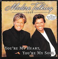 MODERN TALKING - You're my heart, you're my soul '98 - 2 Tracks
