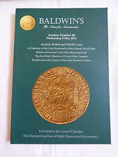 Baldwin's Auction number 80  May 2013 Ancient and World Crusades price catalog