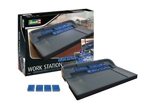 REVELL WORKSTATION - HOBBY - GW - MANTIC - WARLORD GAMES -SHIPPING NOW