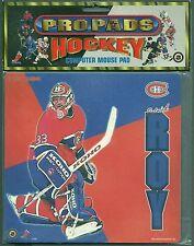 1995 Pro Pads NHL Computer Pad Prototype Canadiens' Patrick Roy