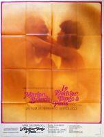 Plakat Kino Le Letzte Tango A Paris Bertolucci Brando Keller - 120 X 160 CM