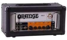 Orange Or15H - Black 15-Watt Compact Tube Guitar Amplifier Head New + Free 2Day!