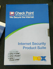 CheckPoint Internet Security Product Suite NGX R61 with Certification Key