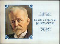 Vita e opera del pittore e illustratore di cartoline militari Quinto Cenni