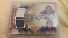 11/12 UD SPX Winning Combos Lundquist/M. Stall