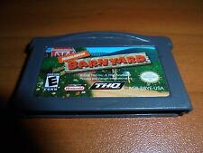 Barnyard (Nintendo Game Boy Advance, 2006) Used Cartridge Only