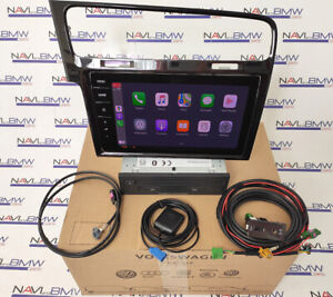 VW MIB 2.5 Discover Pro 9.2 Inch Touch Screen Fits Golf 7 7.5 CP Unlocked ABT