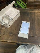 Apple iPod Nano 7th Generation Silver (16GB)