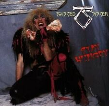 """TWISTED SISTER """"STAY HUNGRY"""" CD NEUWARE"""
