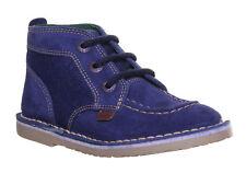 Kickers Adlar Legendary Infant Suede Shoes Size UK 5 - 12
