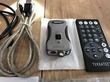 Terratec Mobiler USB TV Tuner / USB Viderecorder DVB-T Aktiv Antenne