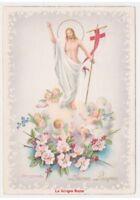 Zandrino Tarjeta Postal Fg Baby Pascua Escenas Religiosas Jesús Ángeles