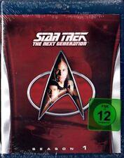 STAR TREK: THE NEXT GENERATION, Season 1 (6 Blu-ray Discs) NEU+OVP
