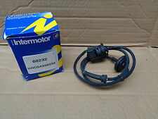 New Genuine INTERMOTOR 60232 ABS WHEEL SPEED SENSOR SUPERB PASSAT 8E0927807