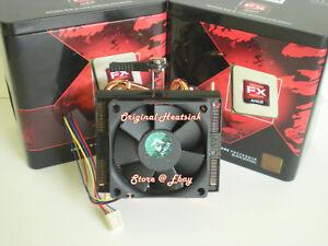 Genuine AMD Heatsink CPU Cooler for AMD 8-Core FX 8320 3.5 GHZ Socket AM3+  New