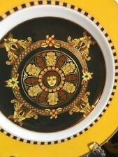 "VERSACE MEDUSA PLATE Barocco Rosenthal 18cm NEW Discontinued Rare 7"" vintage"