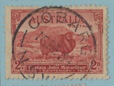 AUSTRALIA TOWN CANCEL CORARGO