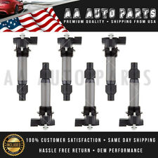 Ignition Coils Set of 6 For Buick Cadillac Saturn Cadillac Chevy Suzuki Uf569