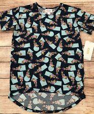 Lularoe Disney Gracie Shirt Tunic New Nwt Cute Daisy Duck Print Size 8 Unicorn
