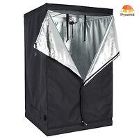 600D Indoor 48 x48 x78  Grow Tent Reflective Room Mylar Hydroponic ...  sc 1 st  eBay & Mars Indoor Grow Tent Hydro Plant Room 100% Reflective Mylar Hydro ...