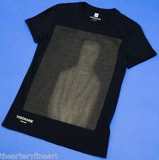 ADAM FUSS x Visionaire x Gap 'Ghost' Gold Foil T-Shirt M Sold-Out Ltd. Ed. *NWT*