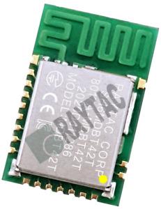 AT Command Slave Small Bluetooth Module nRF52805 BT5.2 Raytac MDBT42T-PAT