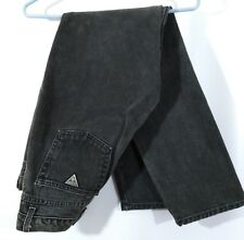 Guess Jeans Women's Size 29 Original Fit Narrow Leg Faded Jeans Measures 28X29