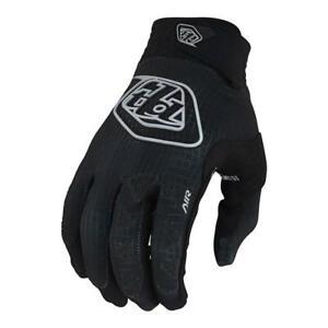 New TLD Air Gloves, Black Mountain Bike Gloves, Troy Lee Designs, Dirt Bike