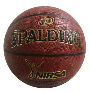 """Spalding TF-1000 Classic ZK NIRSA Official Basketball 29.5"""" Indoor Composite"""