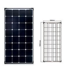 Offgridtec® 100W SP-Ultra 12V High-End Solarpanel Solarzelle Solarmodul PV