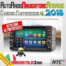 "AUTORADIO 7"" ANDROID 6.0 OctaCore LAND ROVER Freelander WiFi USB AUX DAB+ CD ..."
