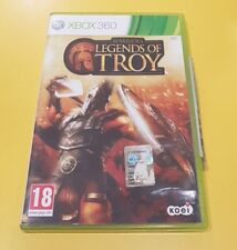 Warriors Legends of Troy GIOCO XBOX 360 VERSIONE ITALIANA