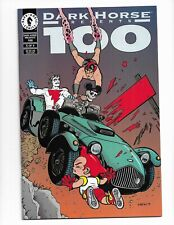 Dark Horse Presents #100F (Hero Illustrated) 1995 Allred Cover Madman Hellboy