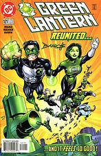 Green Lantern #121 Jade Signed By Artist Darryl Banks (Lg)