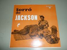 JACKSON DO PANDEIRO FORRO DO JACKSON LP RARE COPACABANA CLP-3068