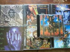 Steve Vai [7 CD Alben] Alien Love + Sex + Fire Garden + 7th Son + Elusive Light
