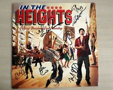 LIN-MANUEL MIRANDA & CAST.. In The Heights Anniversary Vinyl LP Box Set - SIGNED