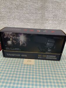 Takstar SGC-598 Photo Studio Microphone Audio Recording Mic For Nikon Canon DSLR