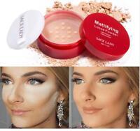 Face Setting Powder Makeup 3 Colors Smooth Loose Powder Translucent Matte Finish