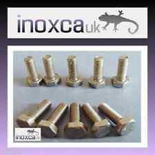 20 m5 x 20 Set Testa Esagonale Bullone Grado a2-70 acciaio inox a vite metrica esagonale